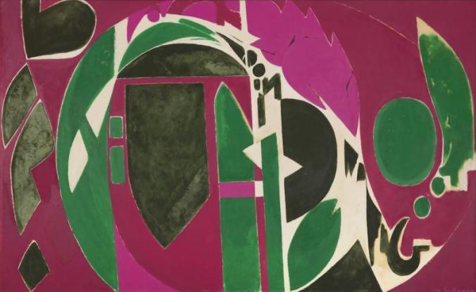 Lee Krasner Palingenesis, 1971 Pollock Krasner Foundation_0
